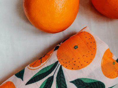 pomeranc plenka